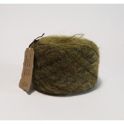 Mohair verde