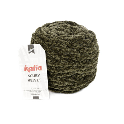 Scuby Velvet 108