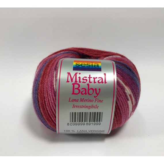 Mistral baby 2650